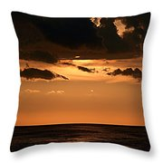 Late In The Day 2 Throw Pillow
