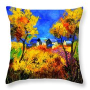 Late Summer 885180 Throw Pillow