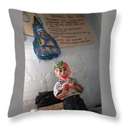 The Right And Duty Of Grow Throw Pillow