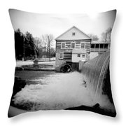 Laughlin Mill Throw Pillow