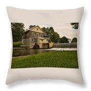 Laughlin Mill  Throw Pillow
