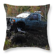 Launching Throw Pillow