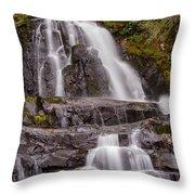 Laurel Falls Two Throw Pillow