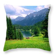Lautersee Throw Pillow