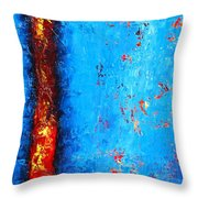 Lava'n You Throw Pillow