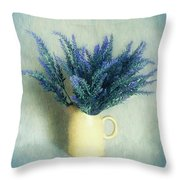 Lavender - Impressions Throw Pillow