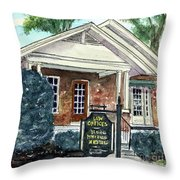 Law Suits Throw Pillow