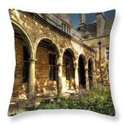 Lawyer's Club Arches Throw Pillow