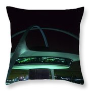 Lax Encounter Restaurant Throw Pillow