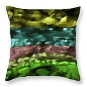 Layers #g8 Throw Pillow