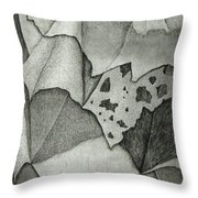 Layers Throw Pillow