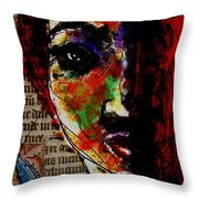 Layers Of Meaning Throw Pillow