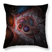 Lazarus Eleven Throw Pillow