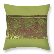Lazy Afternoon 1 Throw Pillow