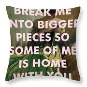 Lcd Soundsystem Art Print Throw Pillow