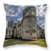 Le Bois Thibault Chateau Throw Pillow