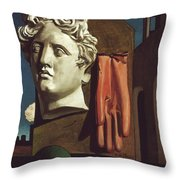 Le Chant Damour, 1914 Throw Pillow