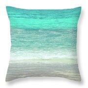Le Grand Beach 2am-005682 Throw Pillow