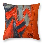 Lead Me Home - Tile Throw Pillow