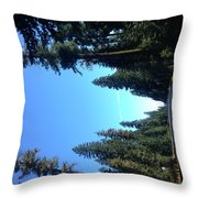 Leading Lines #3  Throw Pillow