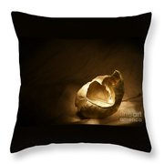 Leaf Series 1 Throw Pillow