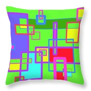 Learning Complex Throw Pillow