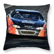 Learning To Speed Throw Pillow