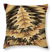 Leaving Throw Pillow