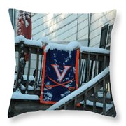 Hometown Series - Left Out Throw Pillow