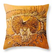 Leftys Hope Throw Pillow