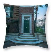 Legare Entrance Throw Pillow