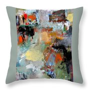 Legato Throw Pillow