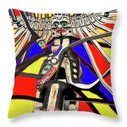 Legend Throw Pillow