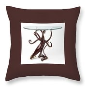 Legend Table Throw Pillow