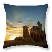 Lei Wang 09 Throw Pillow