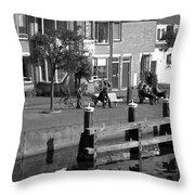 Leiden Throw Pillow