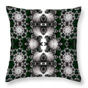 Leisure Times Four Throw Pillow