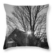 Leith Presbyterian Church Throw Pillow