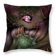 Leitmotif Number Four Throw Pillow
