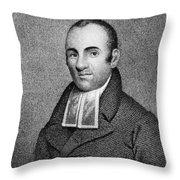 Lemuel Haynes (1753-1833) Throw Pillow by Granger