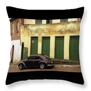 Lencois - Bug Throw Pillow