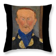 Leon Bakst Throw Pillow