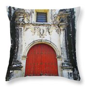 Leon Cathedral 9 Throw Pillow