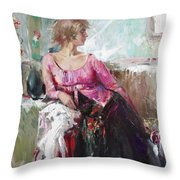Lera Throw Pillow