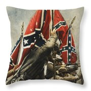 They Are Ours Throw Pillow