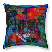 Let Freedom Jazz B Throw Pillow