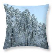 Let It Snow 3 Throw Pillow