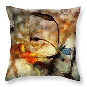 Let Me Have A Look Throw Pillow