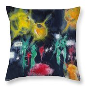 Let Me See Your Halo Throw Pillow