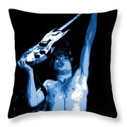 Let There Be Rock 2 Throw Pillow